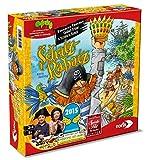 Noris Spiele 606018015 - Schatz Rabatz Holzkistenspiel