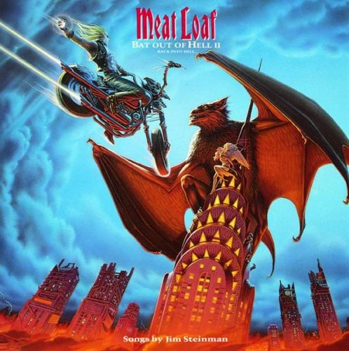 Original album cover of Bat Out Of Hell II: Back Into Hell by Meat Loaf