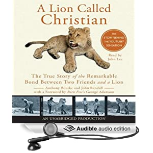 lion called christian Originally published in 1971, a lion called christian is a touching and uplifting true story of an indelible human-animal bond it is destined to become one of the .