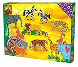 Ses - Zoo, juego abalorios plancha (06116)