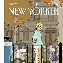 The New Yorker, October 19, 2015 (Amy Davidson, Malcolm Gladwell, Jane Kramer) Periodical by Amy Davidson, Malcolm Gladwell, Jane Kramer Narrated by Todd Mundt