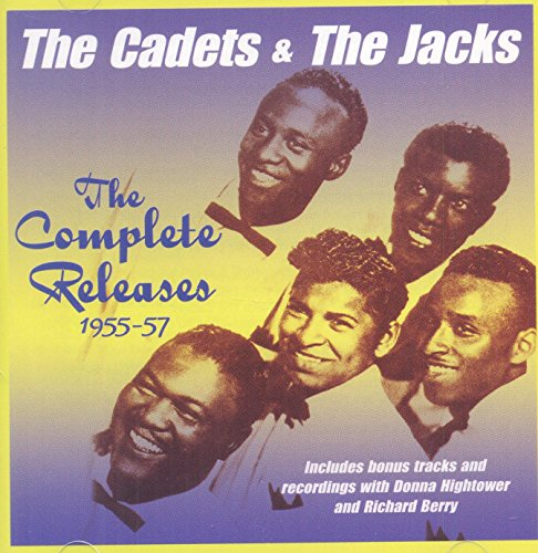 The Jacks/The Cadets - The Jacks Meet The Cadets Vol 2[Why Don