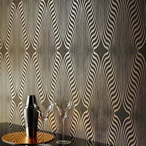 grandeco-tapete-mit-zebramuster-steifen-designer-glitzer-texturiert-vinyl-tapete-schwarz-gold-bob-19