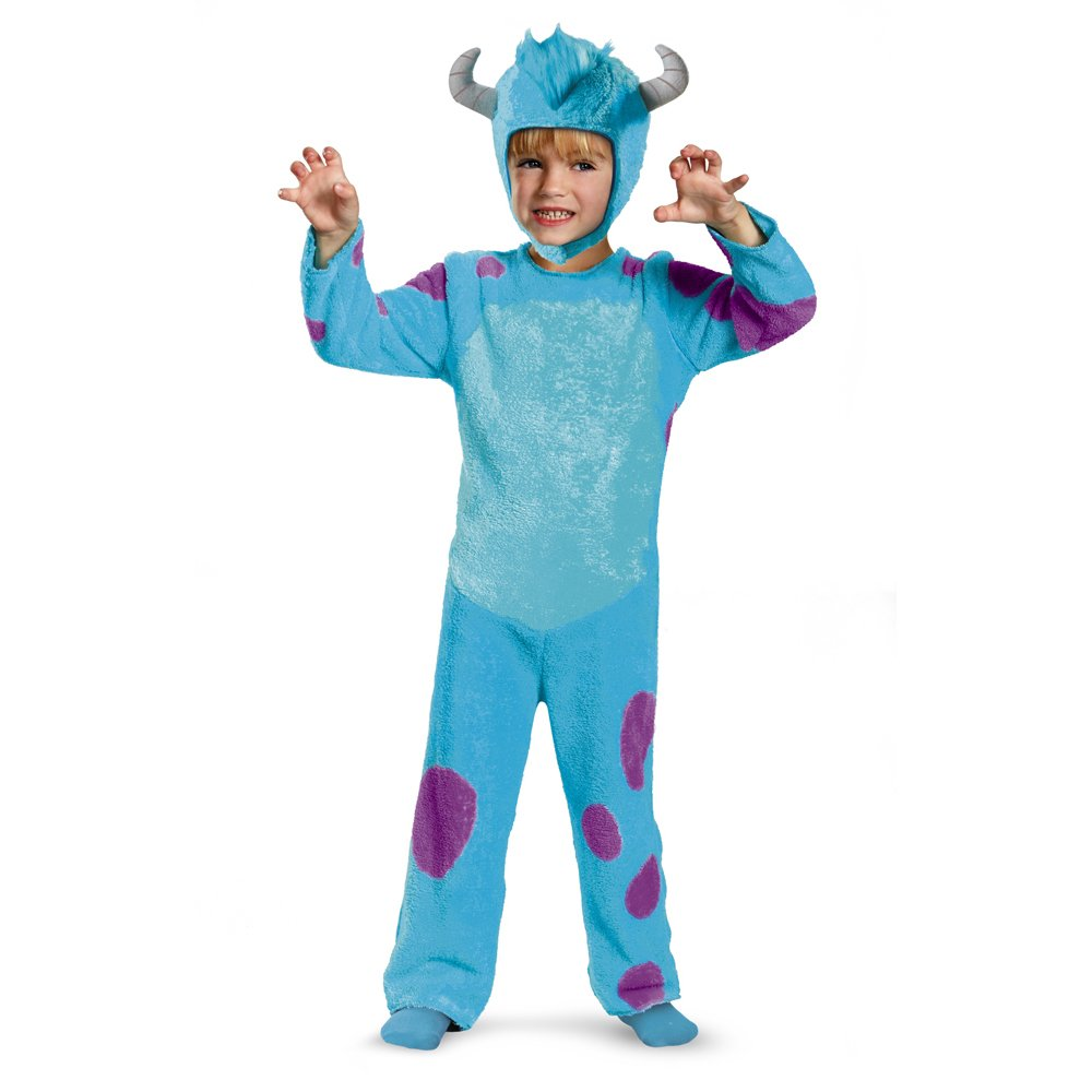 Disney Pixar Monsters University Sulley Costume for Toddlers