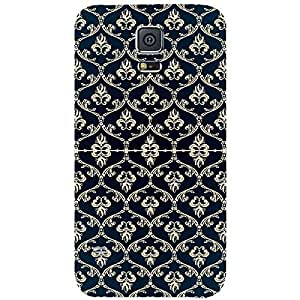 Skin4gadgets ROYAL PATTERN 1 Phone Skin for SAMSUNG GALAXY S5