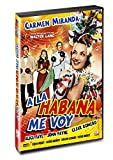 A La Habana Me Voy   DVD 1941 Week-End in Havana