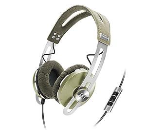 Post image for Sennheiser Momentum On-Ear (grün/pink) für 88€ – Gute On-Ears mit Kabelmikrofon *UPDATE*