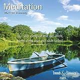 Meditation - T & C-Kalender 2015: Worte der Besinnung