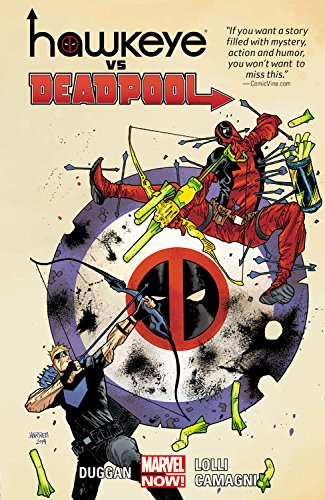 Hawkeye Vs Deadpool