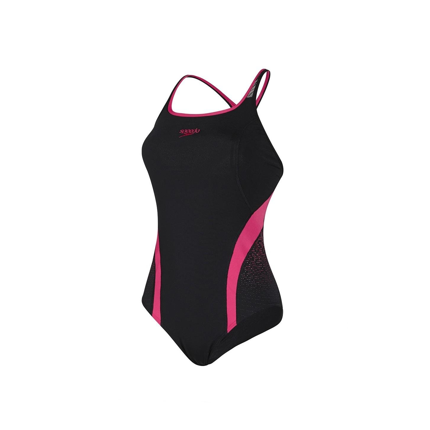Speedo Damen Badeanzug Fit Pinnacle Kickback kaufen