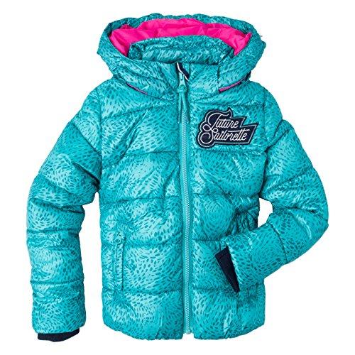 Gaastra Swim Jacket Aop Girls, Giacca Bambina, Verde (Faded Emerald E00), Taglia Unica (Taglia Produttore: One Size)