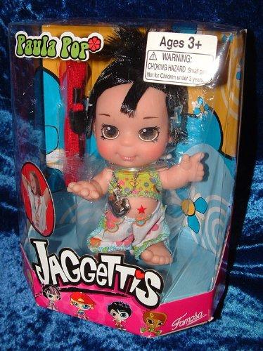 Jaggettis Paula Pop Small Fashion Doll - 1