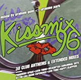 Various Artists Kiss Mix '96 - 30 Club Anthems & Extended Mixes (Mixed by Graham Gold & Graeme Park) [Double CD]