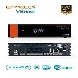 GTMEDIA V8 NOVA DVB-S2 TV Satellite Receiver HD 1080P Digital TV Receptor, Built-in WiFi