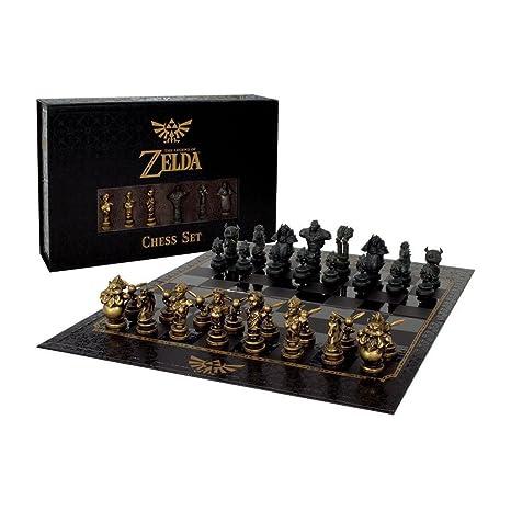 Together + - JDPNIN008 - Zelda - Jeu D'Échec - The Legend Of Zelda - Édition Collector