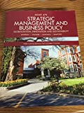 img - for Strategic Management and Business Policy book / textbook / text book