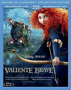 Brave (Spanish Version) [Blu-ray]