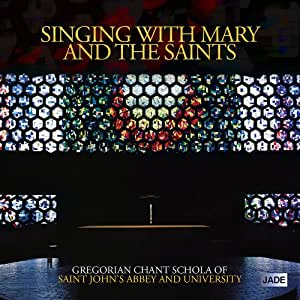 Singing With Mary & The Saints