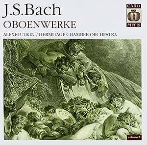 Oboenwerke Vol3: Orkestsuite Bwv 10