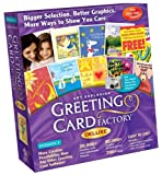 Greeting Card Factory 5 Deluxe & Seasons (PC)