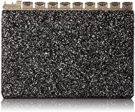 kate spade new york All Aboard Emanuelle Evening Bag,Acciaio,One Size