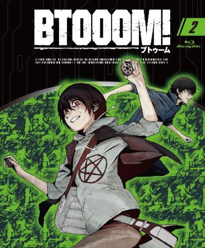 TVアニメーション「BTOOOM! 」02【初回生産限定盤】 [Blu-ray]