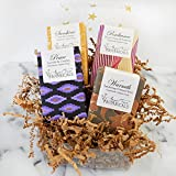 Organic Soap Gift Set - 4 Full-Size Bars: Lavender, Citrus, and Spice Scents - Handmade All-Natural Essential Oil Soaps