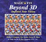 img - for Magic Eye Beyond 3D: Improve Your Vision by Magic Eye Inc., Marc Grossman (2004) Hardcover book / textbook / text book