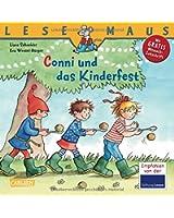 LESEMAUS, Band 99: Conni und das Kinderfest