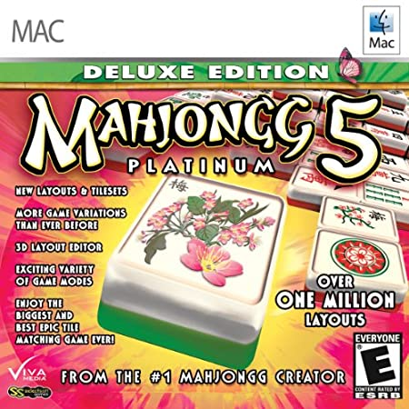 Mahjongg Platinum 5 Deluxe Edition (Mac) [Download]