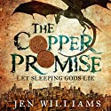 The Copper Promise Audiobook by Jen Williams Narrated by Toni Green