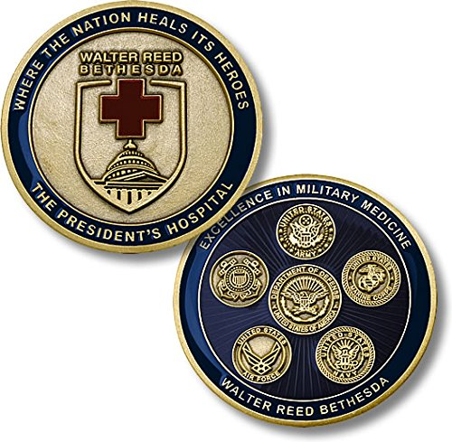 Walter Reed Bethesda Challenge Coin