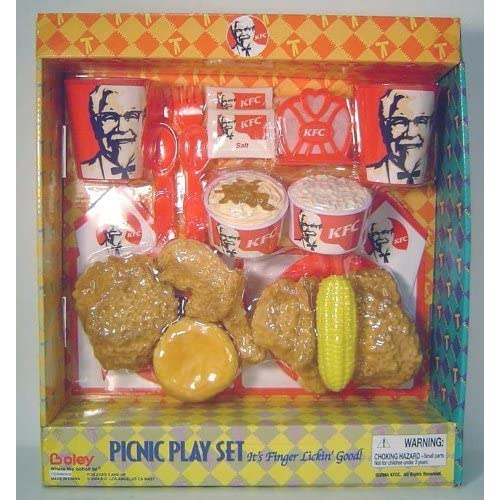 Kfc Toy Food : Amazoncom toys outlet games personal