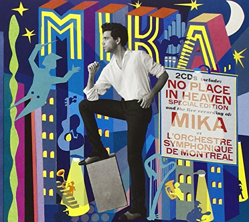 MIKA - No Place In Heaven (Deluxe) - Zortam Music