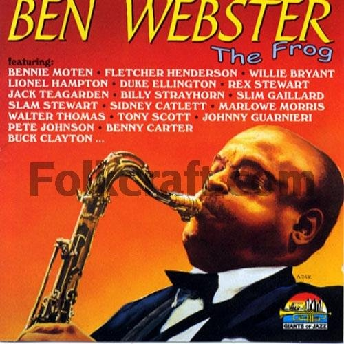 Frog by Ben Webster