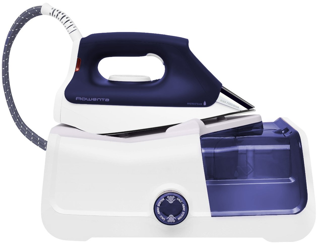 Rowenta DG84 Pro Precision: A garment steamer for smooth and continuous steam