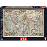 John N. Hansen 4000 Piece Puzzle-The World Map