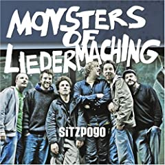 614xqoAEDoL. SL500 AA240  Gute Alben (III): Monsters Of Liedermaching   Sitzpogo