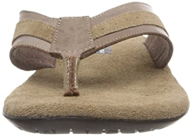 f04230166bf7d Buy High Sierra Men's Leather Sandals and Floaters (brown) 15596293 for  online in india on Amazon at Yebhi.com