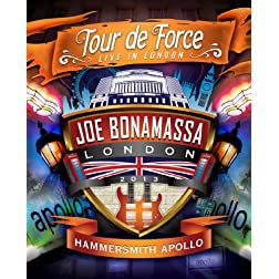 Tour De Force: Live In London - Hammersmith Apollo [DVD]