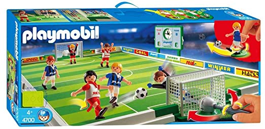 Playmobil  Soccer Match dp BEOTO