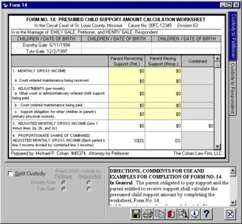 The Form 14 Assistant 2011 SINGLE USER RENEWAL/UPGRADE 1 Year License