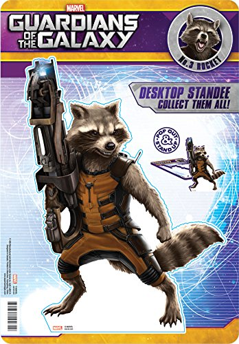 Aquarius Marvel- Guardians of the Galaxy Rocket Desktop Standee