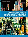 Communication Research Methods: Canad...