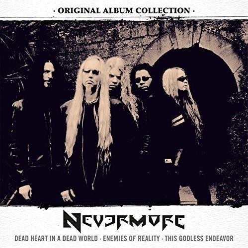 Original Album Collection (Dead Heart In A Dead World / Enem [3 CD]