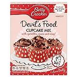 Betty Crocker Devil's Food Cupcakes Mix 338g