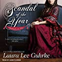 Scandal of the Year: Abandoned at the Altar, Book 2 (       UNABRIDGED) by Laura Lee Guhrke Narrated by Anne Flosnik