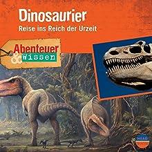 Dinosaurier - Reise ins Reich der Urzeit (Abenteuer & Wissen) Hörbuch von Maja Nielsen Gesprochen von: Matthias Ponnier