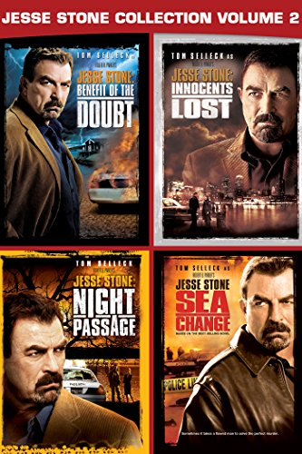 DVD : Jesse Stone Collection: Volume 2 (DVD)