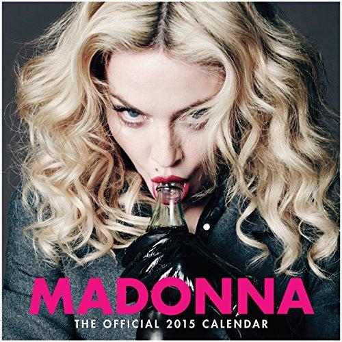 Madonna 2015 Square 12x12